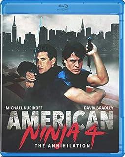 Amazon.com: American Ninja 1-4 Collectors Edition [Blu-ray ...