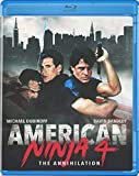 American Ninja 4: The Annihilation [Blu-ray]
