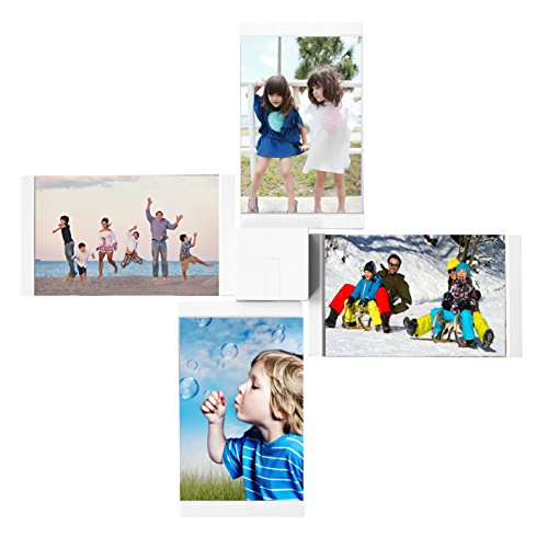 LEGGY HORSE Family Photo Collage Frames Acrylic Modern Fa...