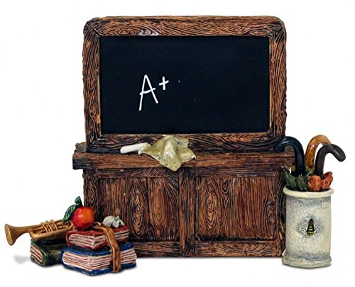 Goebel Hummelscapes - Chalkboard Display (Mark #1131-D) - Goebel Mark