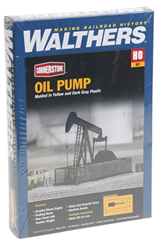 Ho Oil (Walthers Cornerstone Series Kit HO Scale Oil Pump)