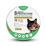 Best Flea Collars For Kittens - Melkaart Collar for Cats - Control and Treatment Review