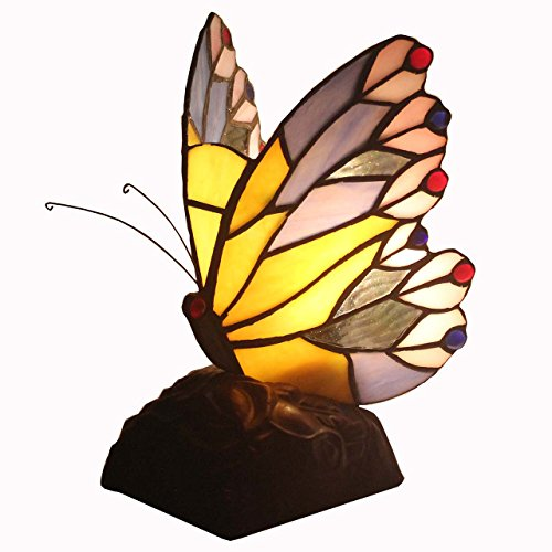 Bieye L11406 Butterfly Lampshade Decorating product image