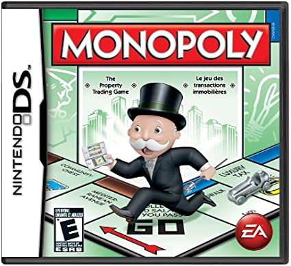 Electronic Arts MONOPOLY Streets, DS - Juego (DS, Nintendo DS, Familia, E (para todos), DS): Amazon.es: Videojuegos