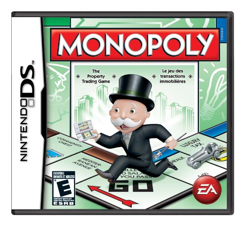 Monopoly - Nintendo DS (Cheap Nintendo Ds Games)