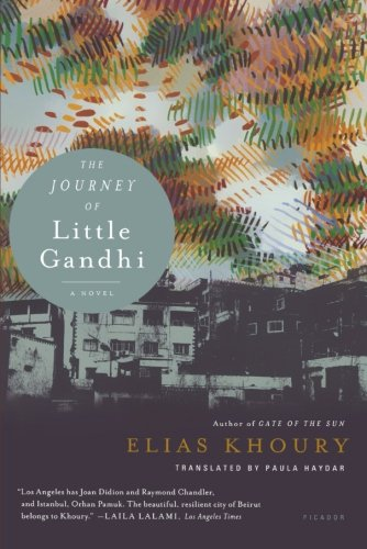 The Journey of Little Gandhi: A Novel