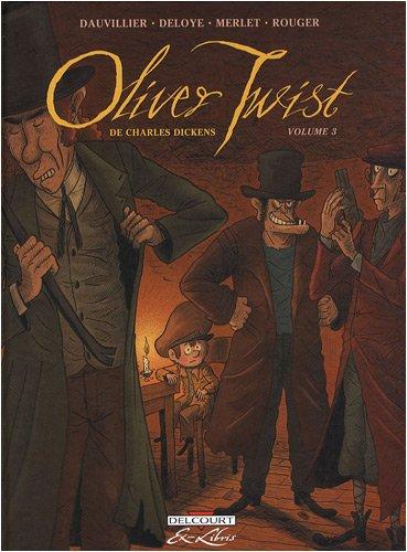 Oliver Twist - série complète n° 3 Oliver Twist