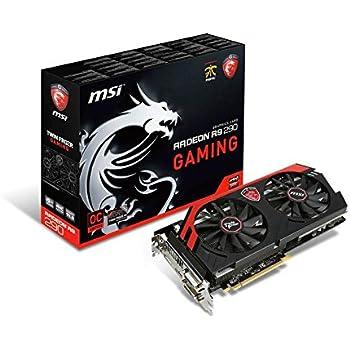 MSI Computer Corp. AMD Radeon R9 290 Gaming OC 4GB GDDR5 2DVI/HDMI/DisplayPort PCI-Express Video Card R9 290 GAMING 4G