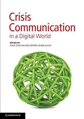 Danger Communication in a Digital World