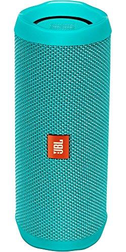 JBL Flip 4 Waterproof Portable Bluetooth Speaker (Teal)