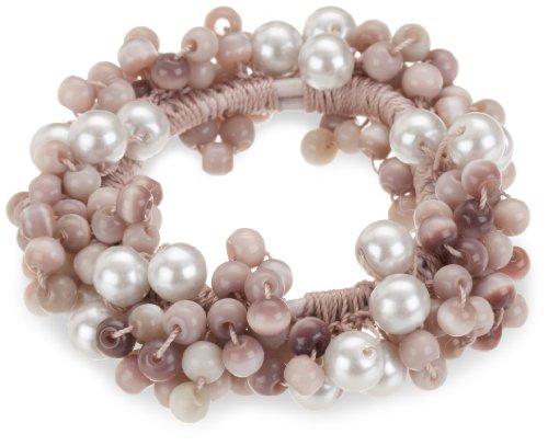Revlon Pearl Pony Bracelet, Lavender (Fancy Pony)