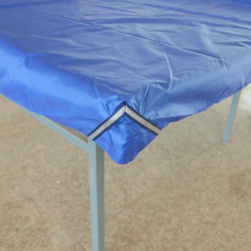 YANZHEN Copertura Mobili Giardino Tavolo da Biliardo Fisso con con con Tessuto Anti-cursore Multifunzione Resistente all'Usura in Oxford, 3 Stili (colore   A, Dimensioni   152.5x274cm) f4bae1