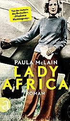 Lady Africa: Roman (German Edition)