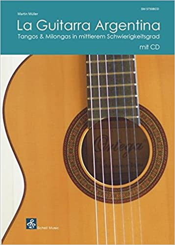 Müller, M: Guitarra Argentina (Noten/ TAB/ CD): Amazon.es: Müller ...