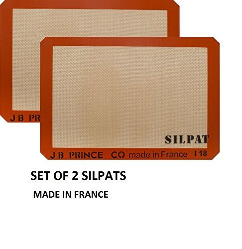 Review Silpat Premium Silicone Baking