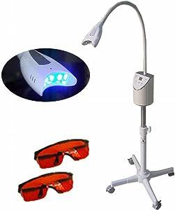 Dental Power Teeth Dental Whitening Bleaching Mobile Led Light Lamp Accelerator