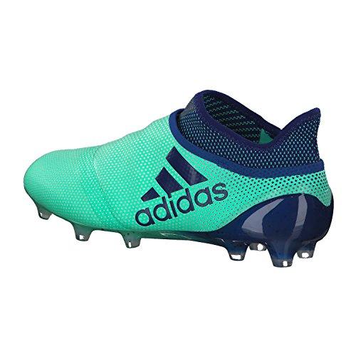 Scarpe Da Calcio Adidas Uomo X 17+ Fg Verde (aergrn / Uniink / Hiregr Aergrn / Uniink / Hiregr)