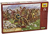 Zvezda Models 1/72 Spartans The Greek Warriors
