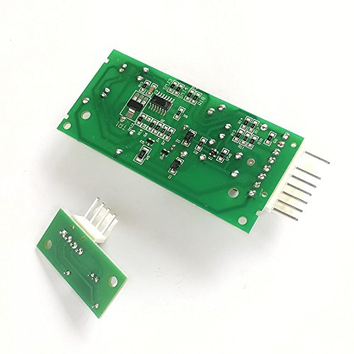 Replacement Control Board - Ximoon Refrigerator Ice Control Board for Whirlpool 4389102 2198586 W10757851 W10193840
