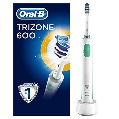 Brosses à dents électriques ORAL B TRIZONE 600 BLEU