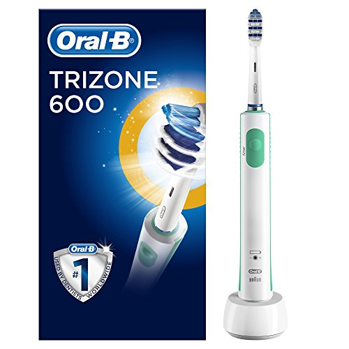 220 Tooth (Braun D16.513 Oral-b Trizone 600 Professional Care Electric Toothbrush, 220 Volts (Not for USA - European Cord))