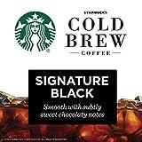 Starbucks Cold Brew Coffee, Signature