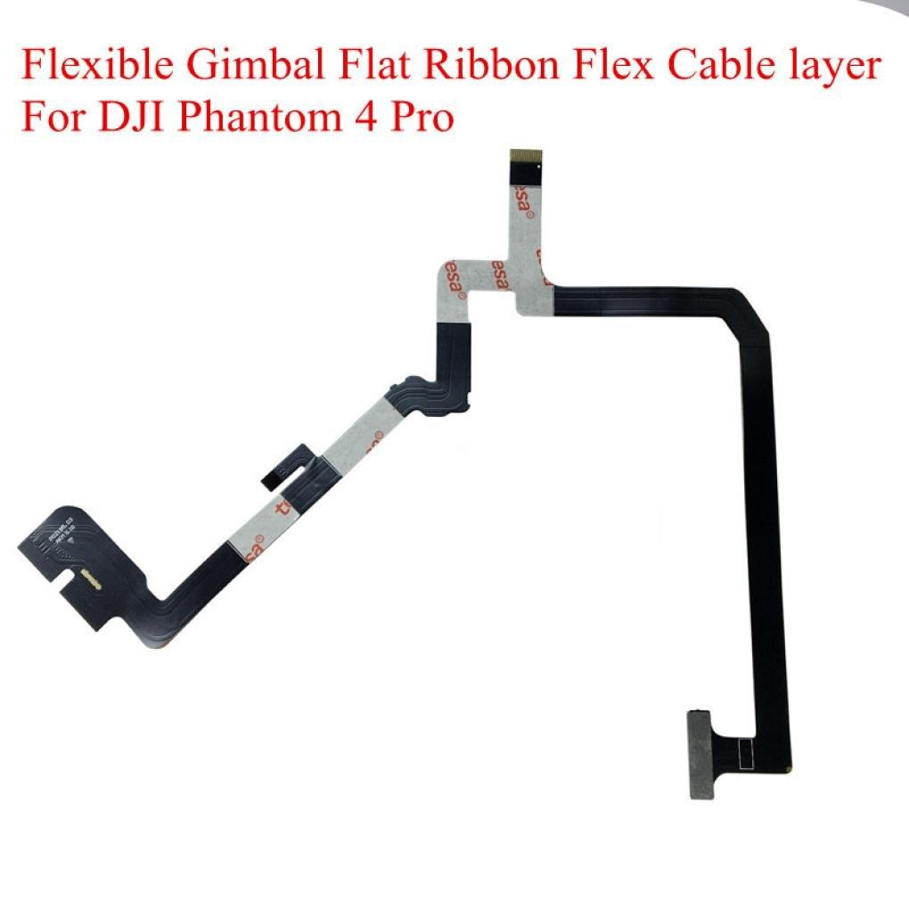 Wokee Neu für DJI Phantom 4 Pro Flexible Gimbal Flachband Flex Kabel Ersatzteil