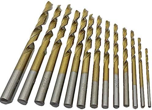 HSS TiN Metallbohrer 8 mm 1-10 Stück 1 Stück