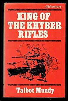 Book King of the Khyber Rifles ([Adventure])