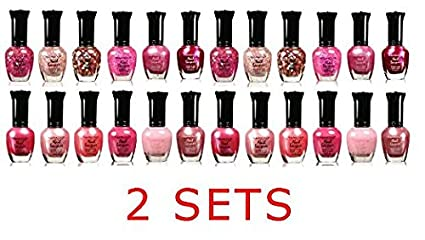 Small Pink Nail Polish In Bulk Hession Hairdressing