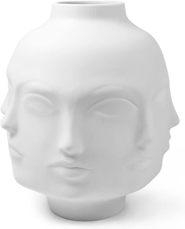 Jonathan Adler Muse Vase - Dora Maar - Giant - White