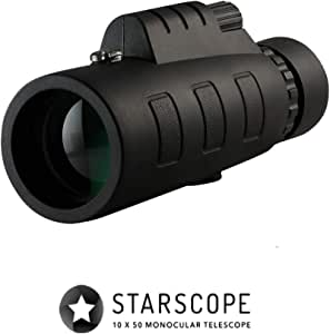 Amazon.com : Starscope 10x50 Waterproof Fogproof BAK4