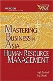 Mastering Business in Asia, Mercer and Hugh Bucknall, 0470821132