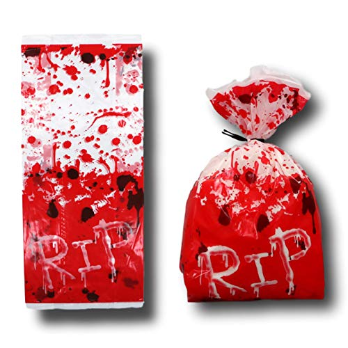 Fright Night Halloween Bloody RIP Candy Party Favor