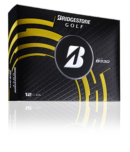 Bridgestone Golf 2014 Tour B330 Golf Balls (Pack of 12) by Bridgdestone Golf (Image #2)