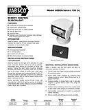 Jabsco 60020-0000 Marine 135SL Remote Control