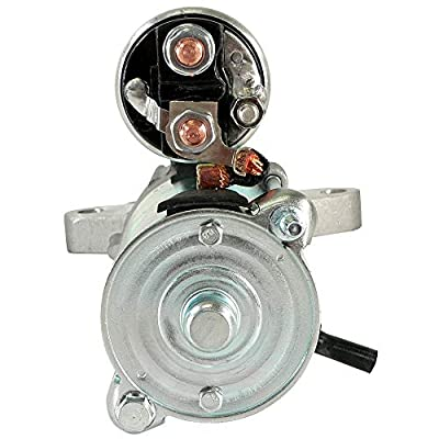 DB Electrical SFD0120 Starter (For Ford 2.0L Focus 05 06 07 08 / 2.3L 2003-07 / 2.3L Escape 2005-08): Automotive