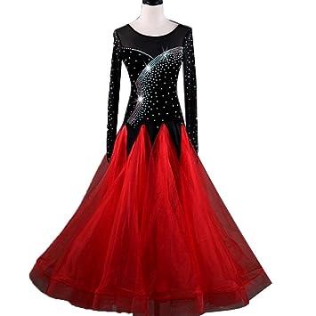 Amazon.com: GaoFan - Vestido de baile, manga larga, vestidos ...
