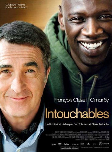 The Intouchables Flier ( 11 x 17 - 28cm x 44cm ) (French Style A) (2012)