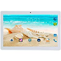 10.1inch IPS LCD MTK6592 CPU 2.0+5.0MP Camera Android7.0 Tablet(Black)