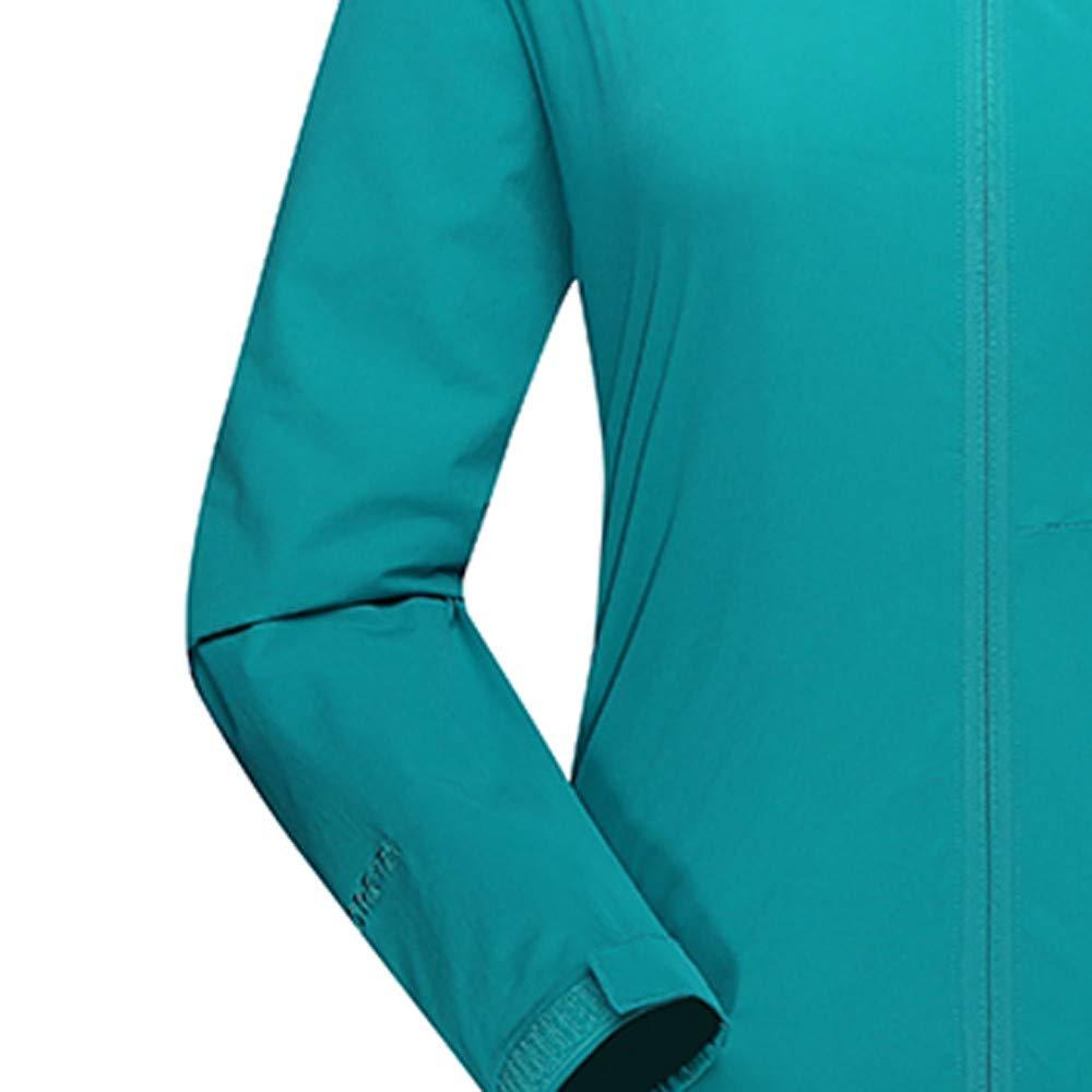 Rain Coats for Women Plus Size Long,Womens Ladies Retro Leaves Print Zipper Up Bomber Jacket Casual Coat Outwear