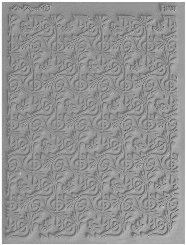 JHB International Inc Lisa Pavelka 527099 Texture Stamp Fleur by JHB International Inc