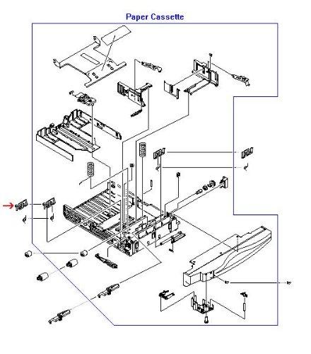 000cn Hewlett Packard Paper - 3
