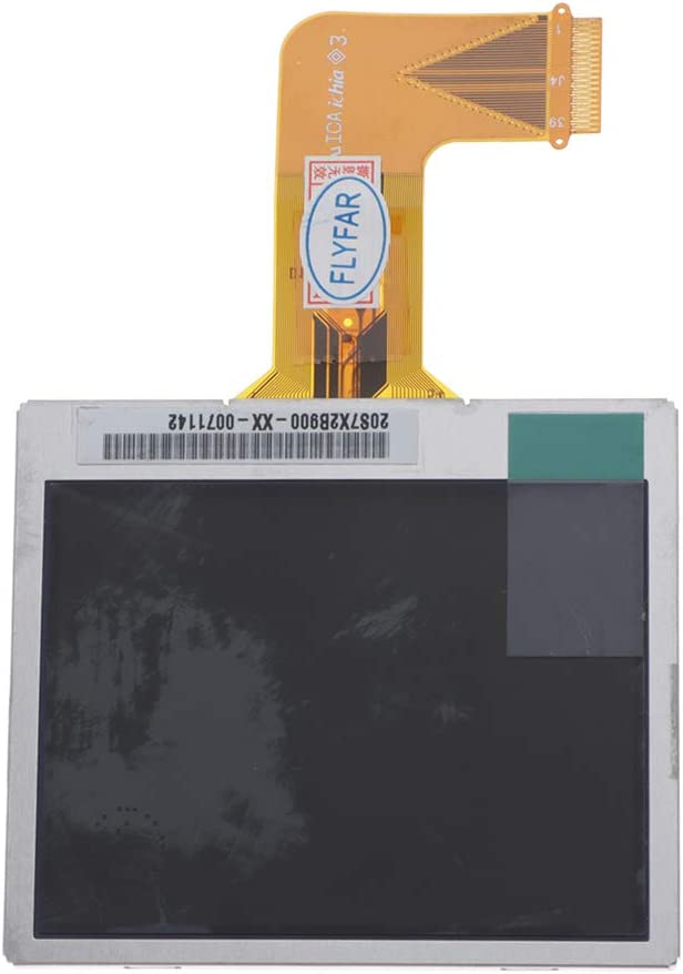 Gazechimp Replacement Touch Screen Digitizer /& LCD Display Compatible with Samsung S630// S730// S750 Camera Accessories Kits