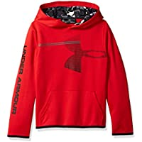Under Armour Boys Armour Fleece Highlight Hoodie