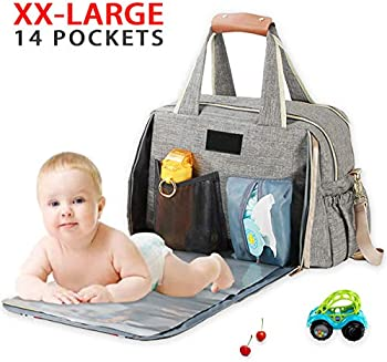 ICEIVY Diaper Bag Backpack