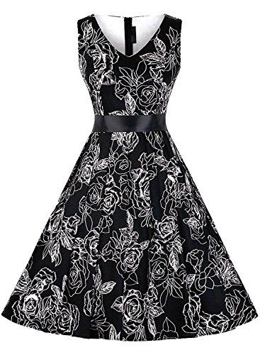 kmart black maxi dress - 5