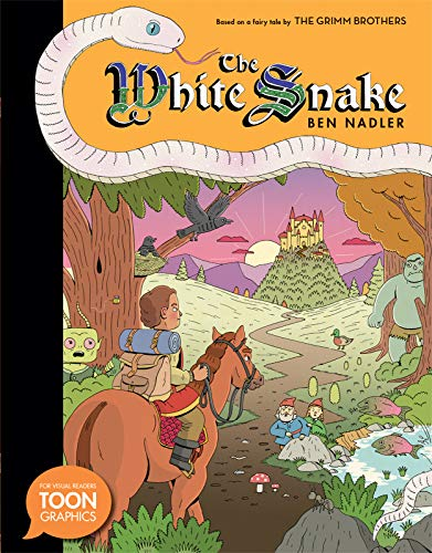 The White Snake: A TOON Graphic (TOON Graphics)