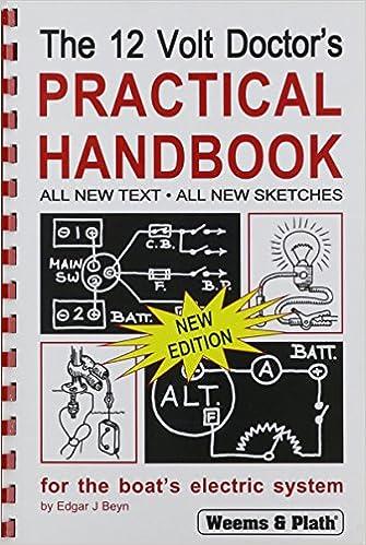 Weems & Plath The 12 Volt Doctor's Practical Handbook