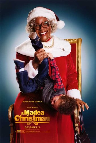 Tyler Perry's A Madea Christmas (2013) 27 x 40 Movie Poster Style A (Madea A Christmas Poster)